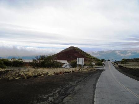 Saddle Road Hawaii Island